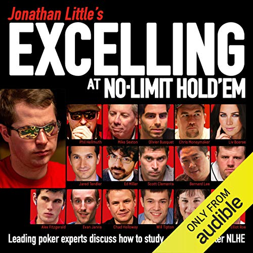 Couverture de Jonathan Little's Excelling at No-Limit Hold'em