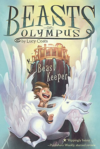BEAST KEEPER BOUND FOR SCHOOLS (Beasts of Olympus, Band 1)