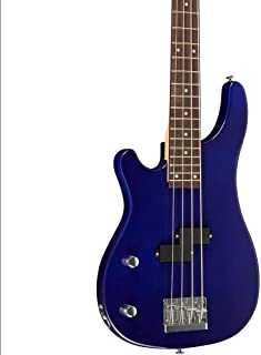 $234 Get Series II Electric Bass Guitar Blue