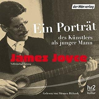 Ein Porträt des Künstlers als junger Mann Titelbild