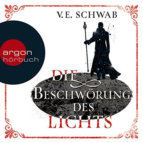 Die Beschwörung des Lichts audiobook cover art