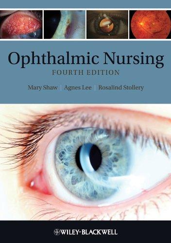 51I4jdX12HL - Ophthalmic Nursing