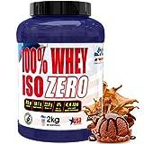 Iso Zero proteína American Suplement - 2kg - Chocolate
