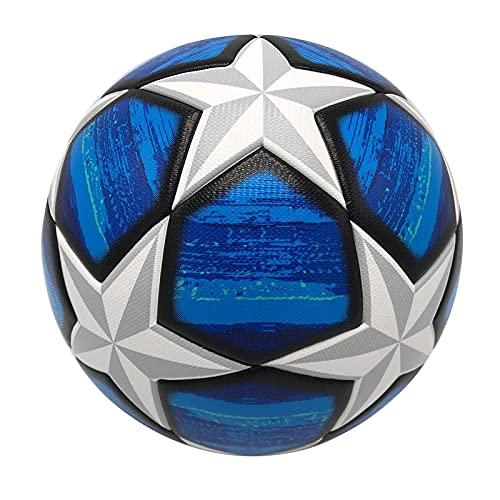Ballon de Baloncesto Balón De Fútbol Tamaño 5 Pelota De Fútbol Profesional Pelota De Entrenamiento Deportivo De Fútbol Pelota De Liga