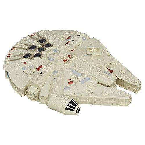 Star Wars - Nave de Batalla Halcón Milenario básico (Hasbro B3075EU4)