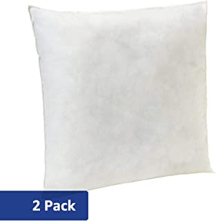 """1-16/"""" ROUND Hollowfibre Filled Cushion Insert Filler Cushion Pad Round 40cm"""