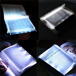 AuCatStore(TM) Portable LED Read Panel Light Book Reading Lamp Night Vision For Travel 1Pc