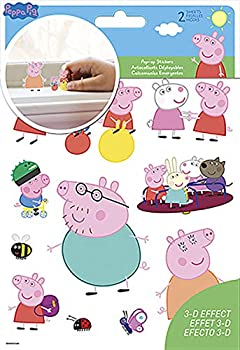Trends International Peppa Pig - Pop Up Stickers