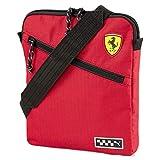 PUMA Scuderia Ferrari Rosso Corsa OSFA - Bolso bandolera