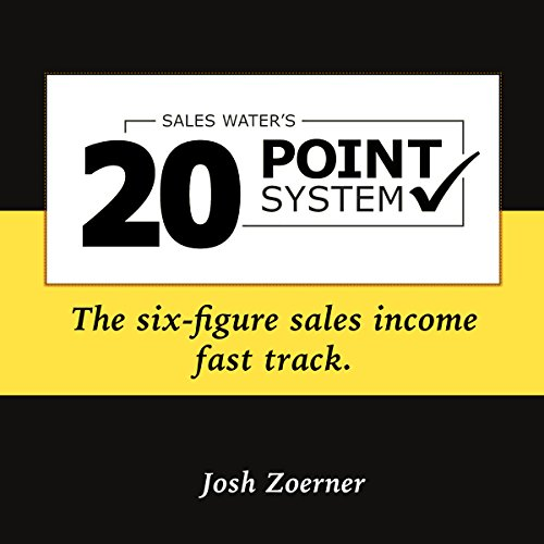 The 20 Point System audiobook cover art
