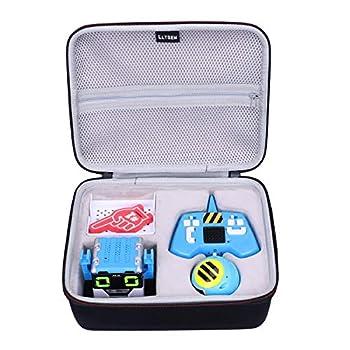 LTGEM EVA Hard Case for Mibro / Mibro Gold Really Rad Robots Interactive Remote Control Robot Sale Case Only