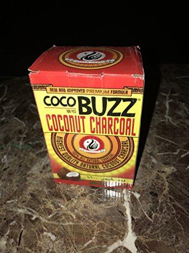 Starbuzz Cocobuzz Coconut Charcoal 108 Pcs