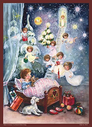 Richard Sellmer Verlag Calendario de Adviento, diseño de ángel