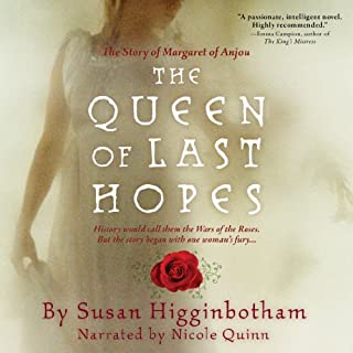 The Queen of Last Hopes cover art