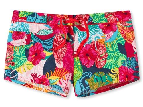 Schiesser meisjes zwembroek broek zwembroek - 140826, maat kinderen: 140; kleur: meerkleurig