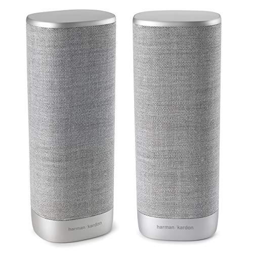 Harman Kardon Citation Surround Wireless Satellite Speakers (Grey)