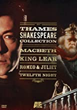 The Thames Shakespeare Collection: (Macbeth / King Lear / Romeo & Juliet / Twelfth Night)