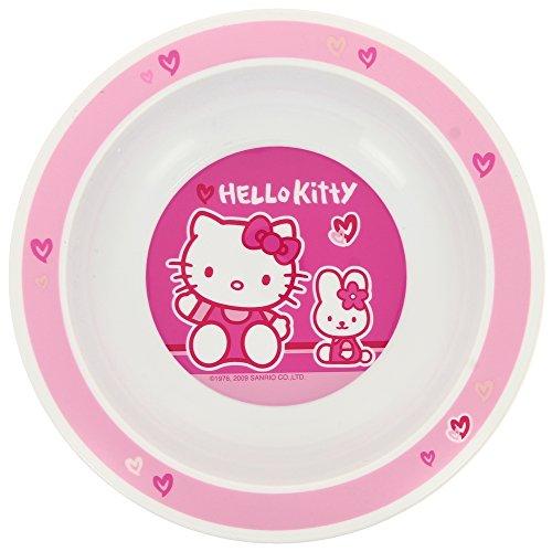 Hello Kitty -Assiette Creuse Bol Enfant Bébé Licence Hello Kitty