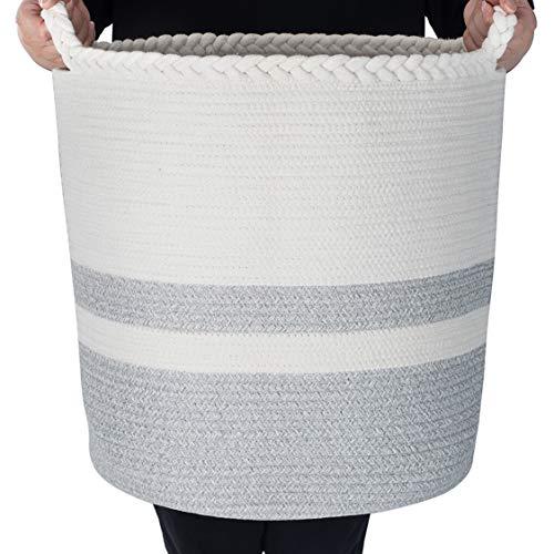 Woven Laundry Basket - Tall Basket 16