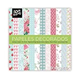 Busquets - Papeles Decorados Scrapbooking 15x15 Color:...