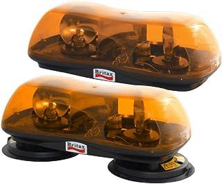 Aerolite Amber Rotating Model 420 Lightbar