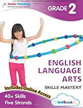 Lumos Skills Mastery tedBook - 2nd Grade English Language Arts: Standards-based ELA practice workbook