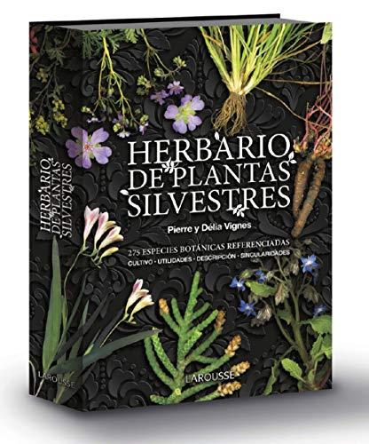 Herbario de plantas silvestres (Larousse - Libros Ilustrados/ Prácticos - Ocio Y Naturaleza)