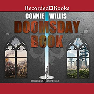 Doomsday Book audiobook cover art