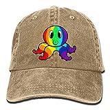 Qifejko Obaeson Homo Truck Adjustable Sports Unisex Mens Hip Hop Sun Hat