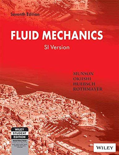 Fluid Mechanics, SI Version, 7ed