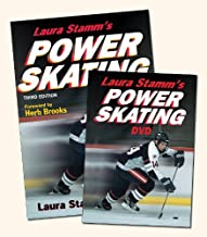 Laura Stamm's Power Skating Book-3rd Edition/DVD Package