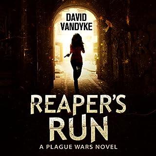 Reaper's Run audiobook cover art