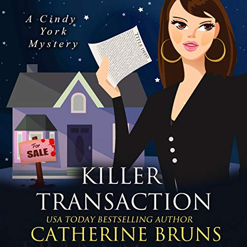 Killer Transaction audiobook cover art