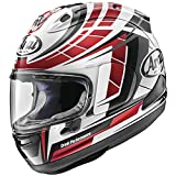 Arai Corsair-X Planet Red Motorcycle Helmet Large (More Size Options)