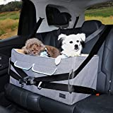 Petsfit Booster Seat with 2 Tethers