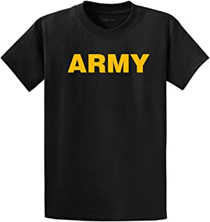 Custom Graphic Heavyweight Cotton T-Shirts in Regular, Big and Tall