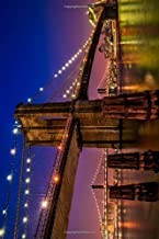 Brooklyn Bridge notebook, journal, diary - classic writing perfect 120 lined pages #1 (Brooklyn Bridge Notebooks)