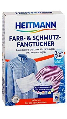 Heitmann 3011 Farb- und Schmutz-Fangtücher 20 Stück