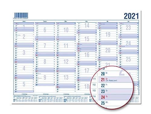GÜSS Tafelkalender A4 Format 30x20 cm