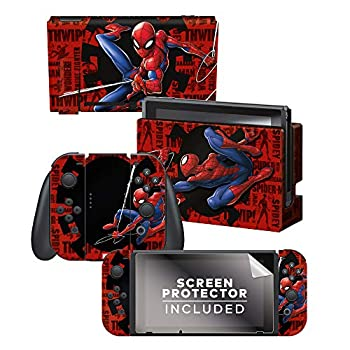 Best spiderman switch Reviews