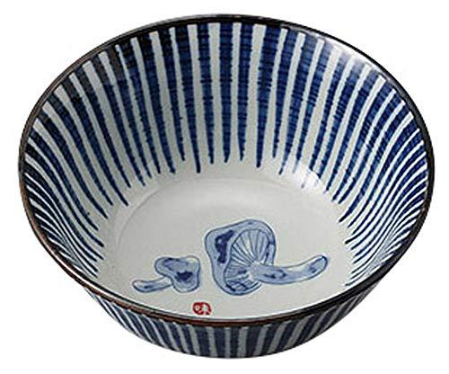 京野菜茶漬碗 しいたけ [ 14.8 x 6.5cm ] [ ミニ丼 ] | 和食 飲食店 定食屋 業務用