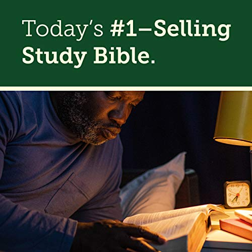 『Life Application Study Bible: New Living Translation, Teal Blue, Leatherlike, Red Letter』の1枚目の画像