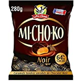 La Pie Qui Chante Bonbons Michoko Noir 64% 280 g...