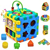 Smartcraft Activity Cube Multipurpose Play Centre for Toddlers and Kids, Skill Improvement Educational