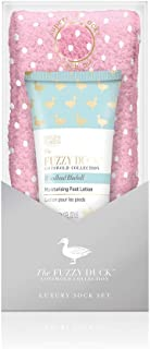 Baylis & Harding Fuzzy Duck Cotswold Floral Foot Set, Woodland Bluebell