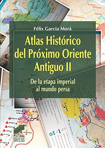 Atlas Histórico del Próximo Oriente Antiguo II (Síntesis economía. Economía general)