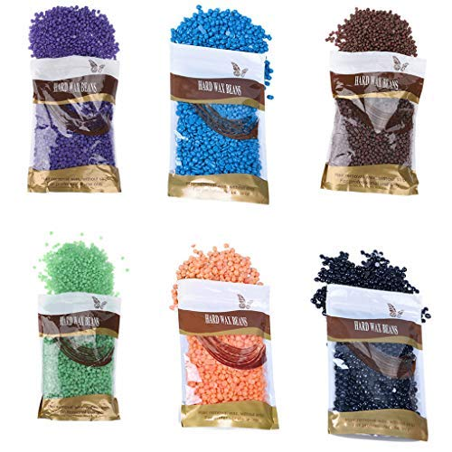 Xinjieda 100g/bag Depilatory Hard Wax Beans Pellet Waxing Bikini Leg Arm Armpit Hair Removal Beans