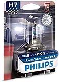 Philips 0730252 Racing Vision H7, Bleu