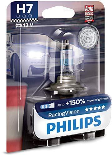 Philips 12972RVB1 Bombilla para Faros Delanteros, Azul