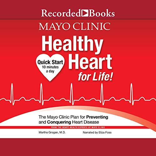Mayo Clinic Healthy Heart for Life cover art